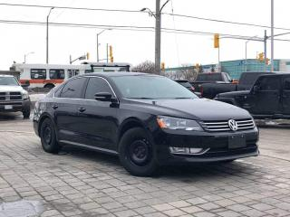 Used 2015 Volkswagen Passat COMFORTLINE for sale in Mississauga, ON