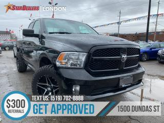 Used 2017 RAM 1500 ST | HEMI | 4X4 | CAM for sale in London, ON