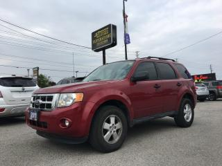 Used 2011 Ford Escape XLT * Leather * Heated Seats * BLUETOOTH/SYNC * for sale in London, ON
