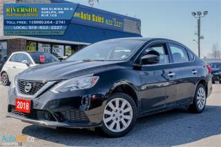 Used 2018 Nissan Sentra SV for sale in Guelph, ON