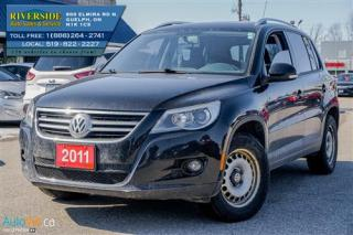 Used 2011 Volkswagen Tiguan S for sale in Guelph, ON
