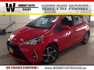 Used 2018 Toyota Yaris SE BACKUP CAMERA BLUETOOTH 12,204 KMS for sale in Cambridge, ON