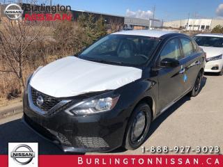 New 2019 Nissan Sentra 1.8 S for sale in Burlington, ON