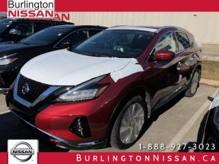 Used 2019 Nissan Murano SL for sale in Burlington, ON