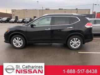 Used 2015 Nissan Rogue SV AWD for sale in St. Catharines, ON