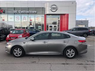 Used 2018 Kia Optima LX+ for sale in St. Catharines, ON