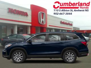 New 2019 Honda Pilot EX AWD  - Sunroof -  Heated Seats for sale in Amherst, NS