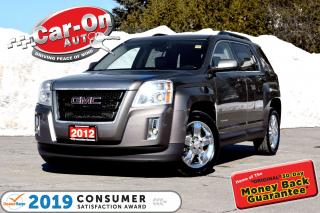 Used 2012 GMC Terrain SLT-1 AWD LEATHER REAR CAM HTD SEATS LOADED for sale in Ottawa, ON