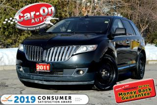 Used 2011 Lincoln MKX ELITE AWD LEATHER NAV PANO ROOF LOADED for sale in Ottawa, ON