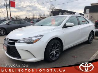 Used 2015 Toyota Camry XSE for sale in Burlington, ON