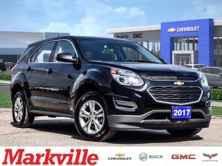 Used 2017 Chevrolet Equinox GM CERTIFIED PRE-OWNED- 1 OWNER TRADE for sale in Markham, ON