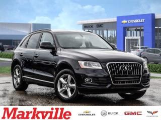 Used 2015 Audi Q5 2.0T KOMFORT-QUATTRO- CERTIFIED PRE-OWNED for sale in Markham, ON