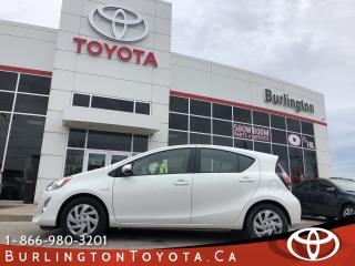 Used 2015 Toyota Prius c HATCHBACK HYBRID for sale in Burlington, ON