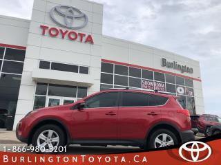Used 2013 Toyota RAV4 XLE AWD LOW KM'S for sale in Burlington, ON