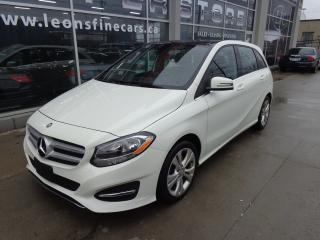 Used 2015 Mercedes-Benz B-Class Sports Tourer.4-MATIC.NAVIGATION.PANO ROOF for sale in Etobicoke, ON