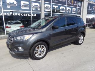 Used 2017 Ford Escape SE.NAVIGATION.REAR VIEW CAMERA for sale in Etobicoke, ON