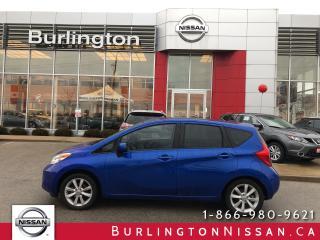 Used 2014 Nissan Versa Note SL for sale in Burlington, ON