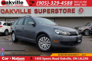 Used 2014 Volkswagen Golf 2.5L TRENDLINE | HEATED SEATS | BLUETOOTH | WAGON for sale in Oakville, ON