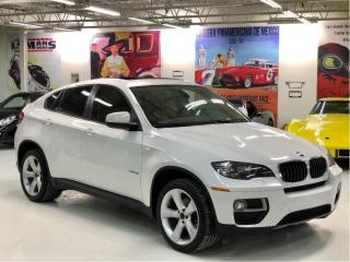 Used 2014 BMW X6 xDrive35i for sale in Paris, ON