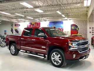 Used 2017 Chevrolet Silverado 1500 High Country, SunRoof, Nav, 20s for sale in Paris, ON