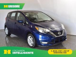 Used 2017 Nissan Versa SL for sale in St-Léonard, QC