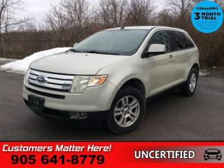 Used 2007 Ford Edge SEL  AWD 4DR SE (AS TRADED) for sale in St. Catharines, ON