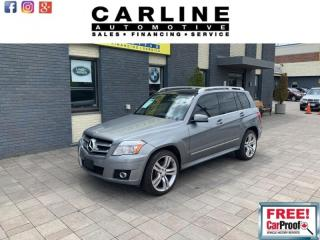 Used 2011 Mercedes-Benz GLK-Class 4MATIC 4dr 3.5L for sale in Nobleton, ON