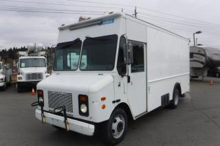 Used 2001 Grumman Workhorse P42 16 Foot Workshop Cargo Van for sale in Burnaby, BC