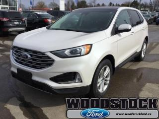 New 2019 Ford Edge SEL AWD  - Sunroof - Heated Seats for sale in Woodstock, ON
