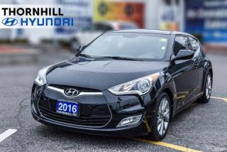 Used 2016 Hyundai Veloster SE for sale in Thornhill, ON