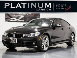 Used 2016 BMW 435i xDrive Gran Coupe M-SPORT, NAVI, Blindspot for sale in Toronto, ON