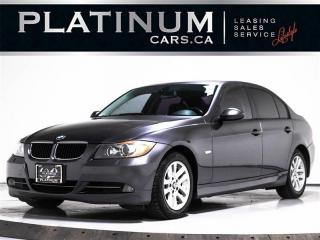 Used 2008 BMW 3 Series 328I xDrive 328xi, 6 SPEED, HEATED LTHR, SUNROOF for sale in Toronto, ON