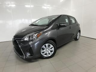 Used 2015 Toyota Yaris LE, Hayon, Automatique, A/C for sale in Montréal, QC
