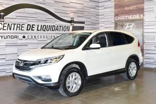 Used 2016 Honda CR-V Ex+awd+t.ouvrant+mag for sale in Laval, QC