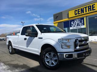 Used 2016 Ford F-150 xlt 4x4 super cab for sale in Lévis, QC