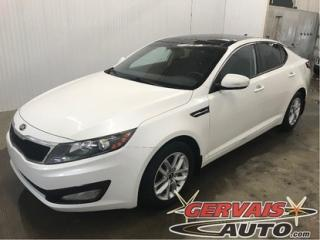 Used 2013 Kia Optima Lx+ Toit Pano Mags for sale in Trois-Rivières, QC