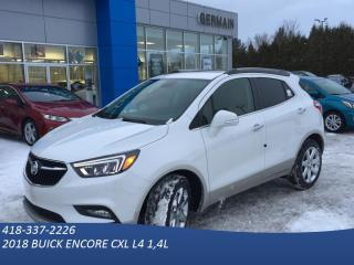 Used 2018 Buick Encore Essence for sale in St-Raymond, QC