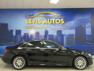 Used 2014 Audi A4 Quattro Awd S-Line for sale in Lévis, QC