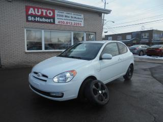 Used 2011 Hyundai Accent SPORT for sale in St-Hubert, QC