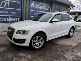 Used 2011 Audi Q5 Cuir + Toit for sale in Boisbriand, QC