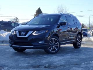 Used 2017 Nissan Rogue SL PLATINE RÉSERVE + AWD + TOIT + NAV + for sale in Magog, QC