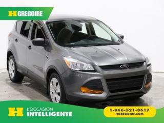 Used 2014 Ford Escape S FWD A/C GR ELECT for sale in St-Léonard, QC