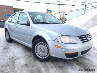 Used 2009 Volkswagen City Jetta Berline 4 portes BA for sale in Drummondville, QC