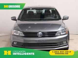 Used 2015 Volkswagen Jetta Comfortline A/c Toit for sale in St-Léonard, QC