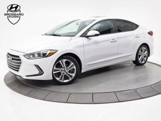 Used 2017 Hyundai Elantra Gls Toit Mags Fogs for sale in Brossard, QC