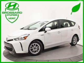 Used 2015 Toyota Prius V Hybride, Cam De for sale in Brossard, QC