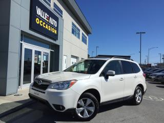 Used 2016 Subaru Forester TOURING for sale in St-Georges, QC