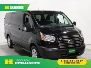 Used 2017 Ford Transit XLT A/C GR ELECT for sale in St-Léonard, QC