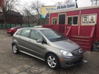 Used 2008 Mercedes-Benz B 200 for sale in Toronto, ON
