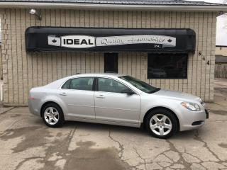 Used 2012 Chevrolet Malibu LS for sale in Mount Brydges, ON